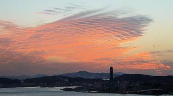関門の夕焼け.jpg