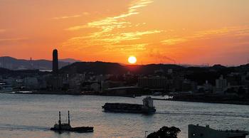 関門の夕陽.jpg